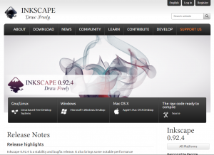 InkScape for Mac - Free Download and Software Reviews