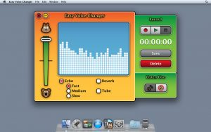 Voice Changer for Mac [ Apple Voice Changer for Macbook ]