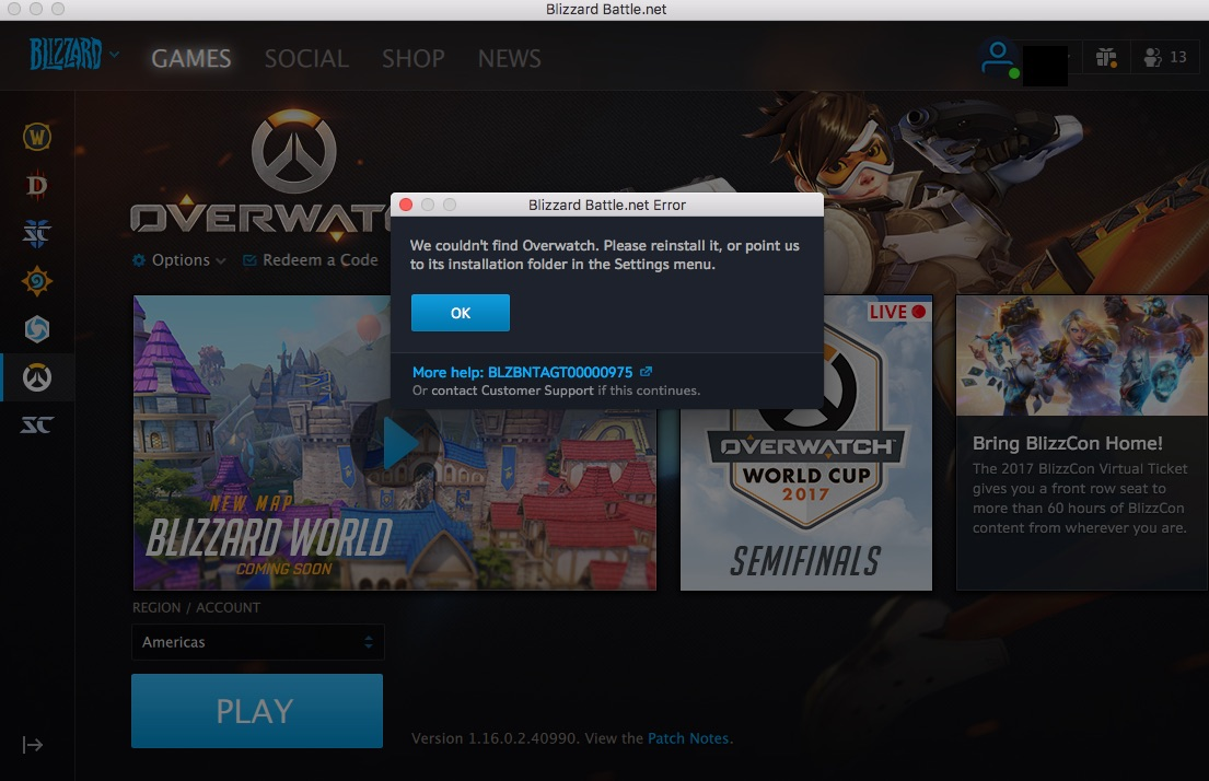 Overwatch for Mac [ How To Play Overwatch on Mac ]