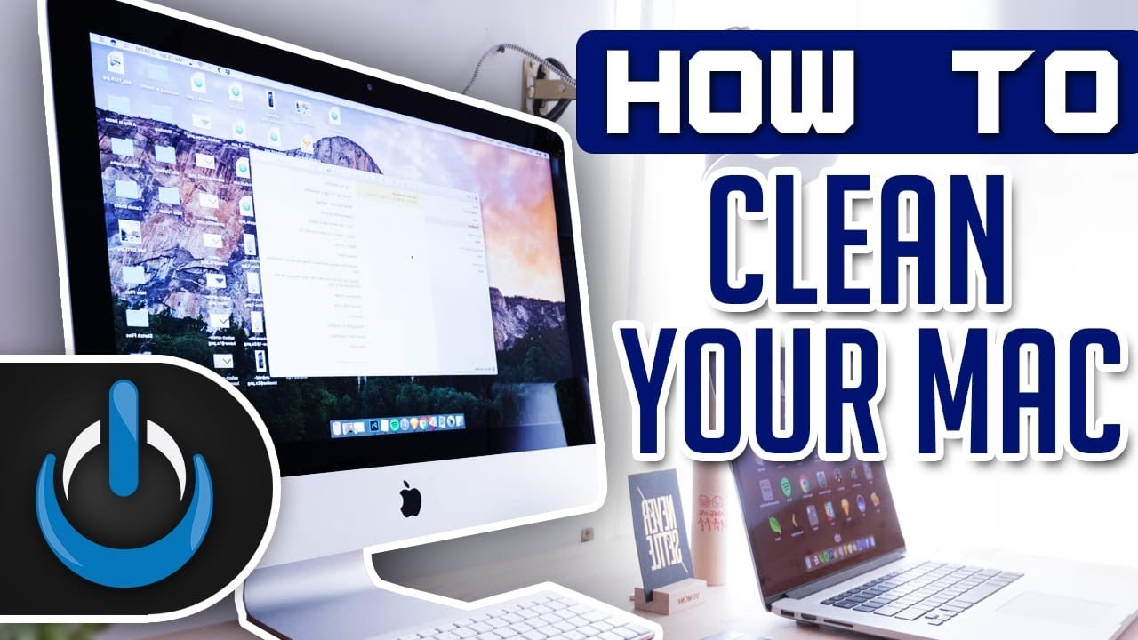 How to clean the Mac screen