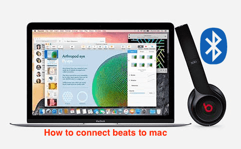 How to connect beats to Mac