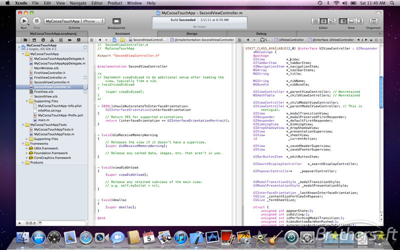 XCode for MAC OS X Apple Free Download [Latest Version]