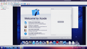 xCode on Windows with Virtualization / Virtualbox / Vmware