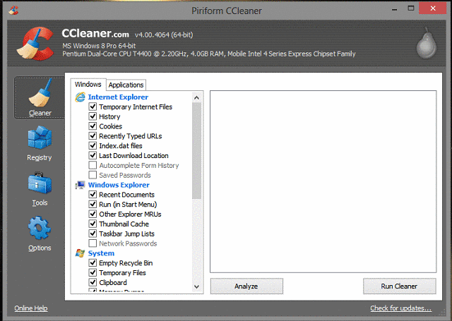 CCleaner for Windows 10 Free Download [ Step By Step Guide ]