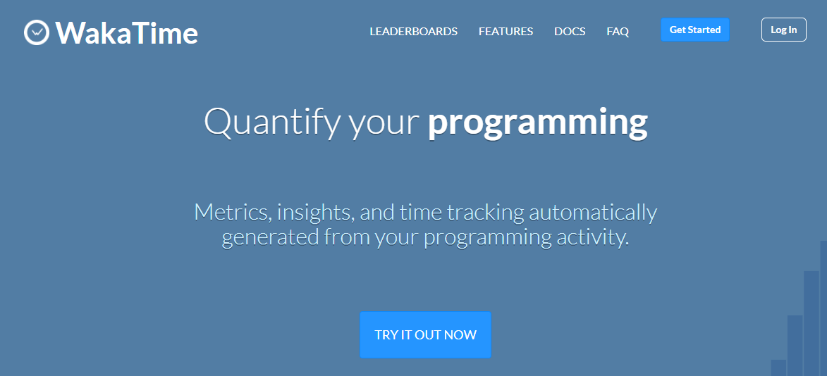 WakaTime - Quantify Your Programming (Metrics, Insights, Time Tracking)