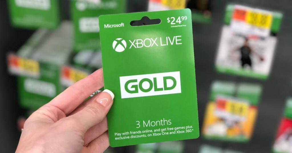 Codes trial live xbox free Free Xbox