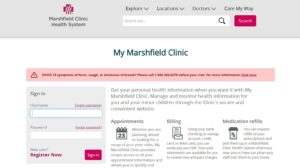 Mymarshfieldclinic - My Marshfield Clinic Login - www.marshfieldclinic.org