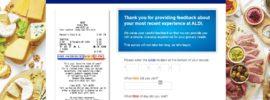 Tellaldi ALDI Survey - Win $100 Gift Card - www.tellaldi.us