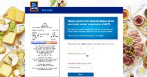 Tellaldi ALDI Survey - Win $100 Gift Card - www.tellaldi.us