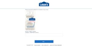 www.Lowes.com/Survey $500 - Lowes Survey Win Rewards